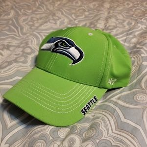 Youth Seattle Seahawks NFL football 47 hat
